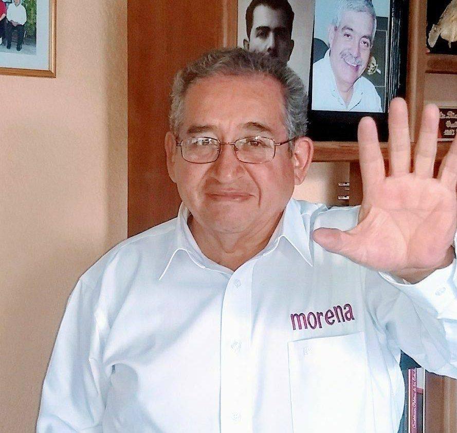 Ricardo Baptista en campaña