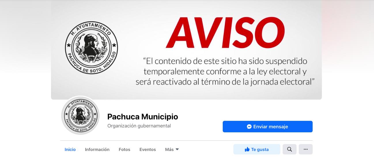 Concejo municipal Pachuca