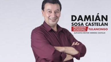 Damian Sosa niegan amparo