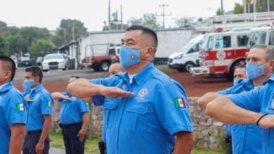 Tania Meza entregó reconocimientos en día Nacional de Protección Civil
