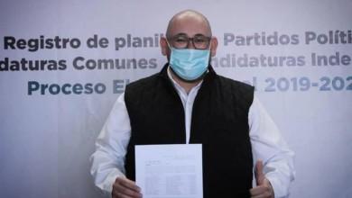 Candidato por la alcaldía de Pachuca Más por Hidalgo