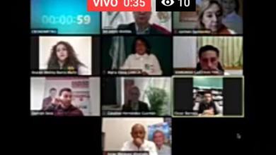 Debate virtual candidatos Tulancingo
