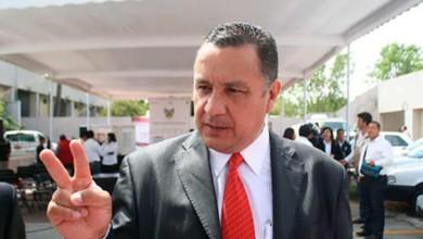 Sergio Islas como director de Radio y Televisión de Hidalgo