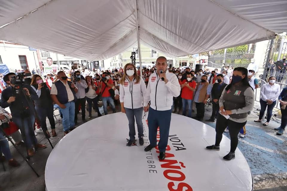 Sergio Baños cierre campaña