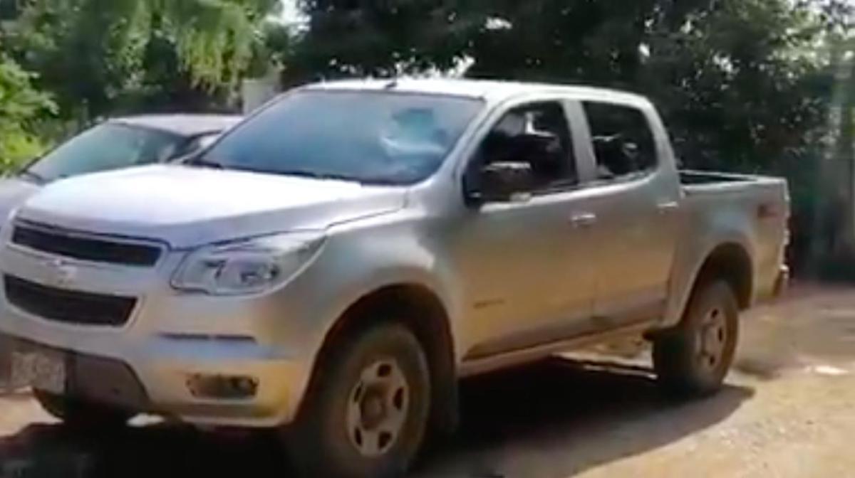 Candidato agredido en Hidalgo