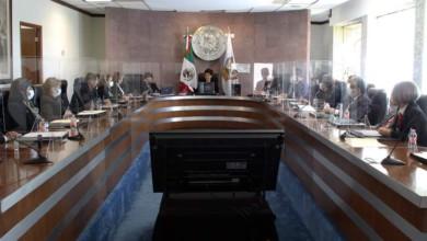 Tribunal Superior informe