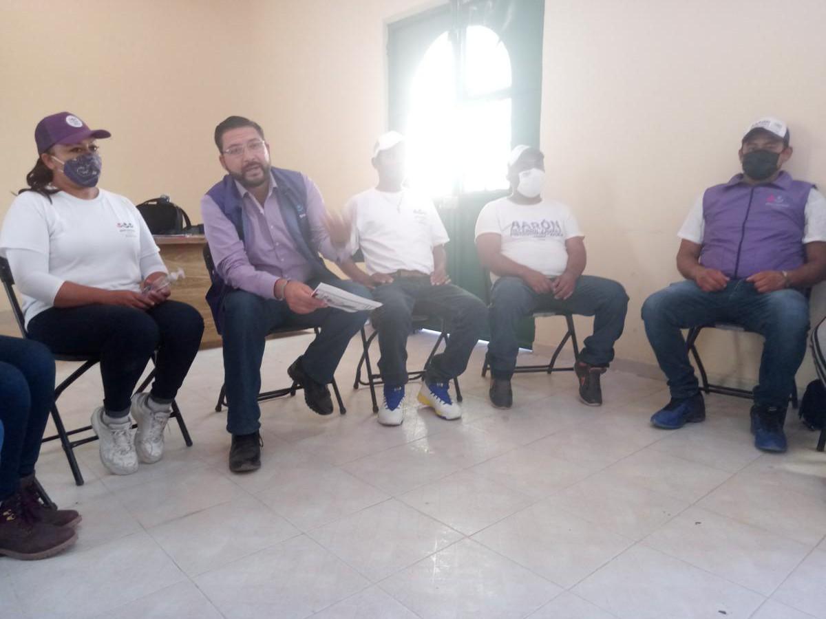 Candidato de Tolcayuca denunciará agresiones al término de las elecciones