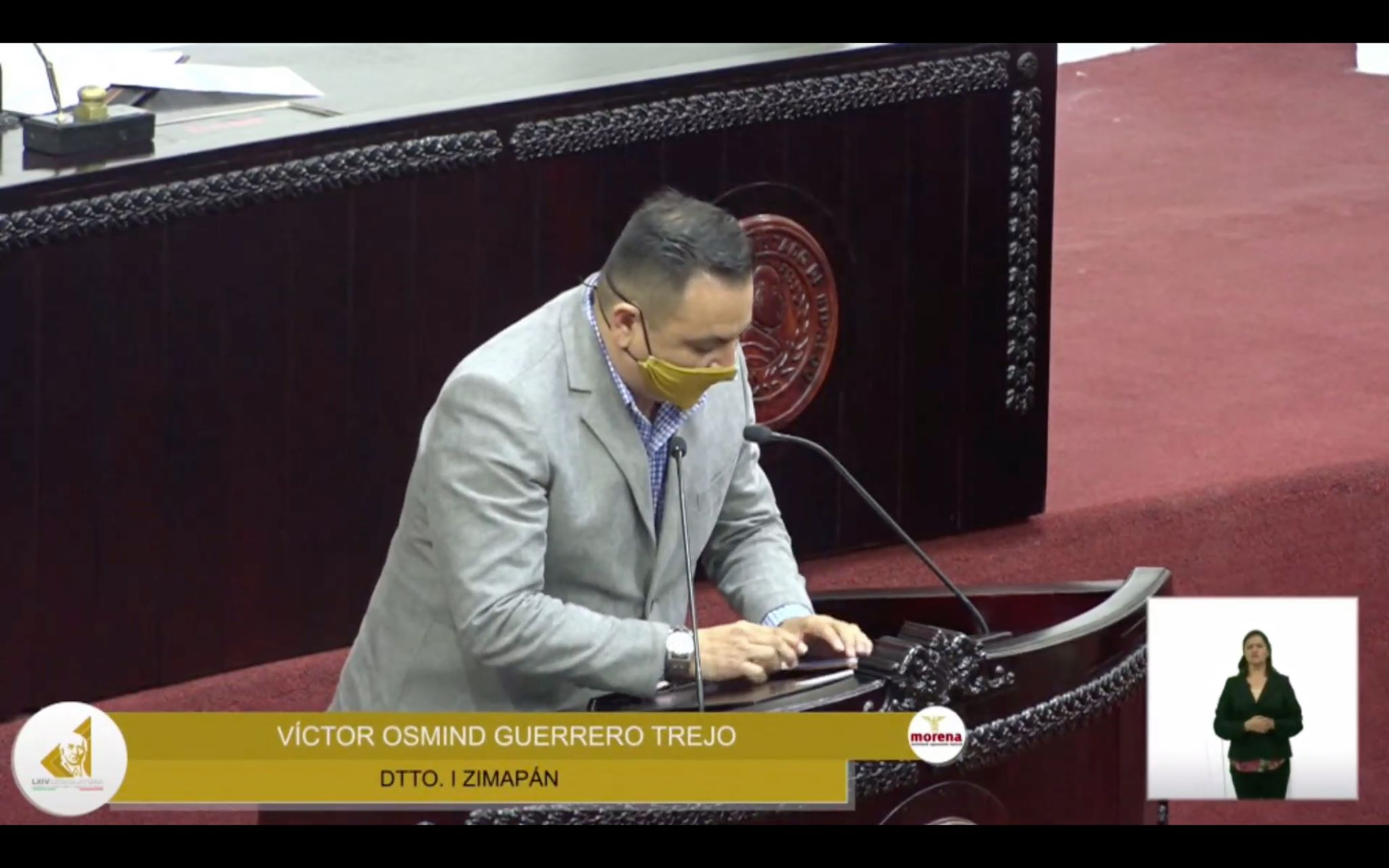 Diputados piden reparar daños por derrame