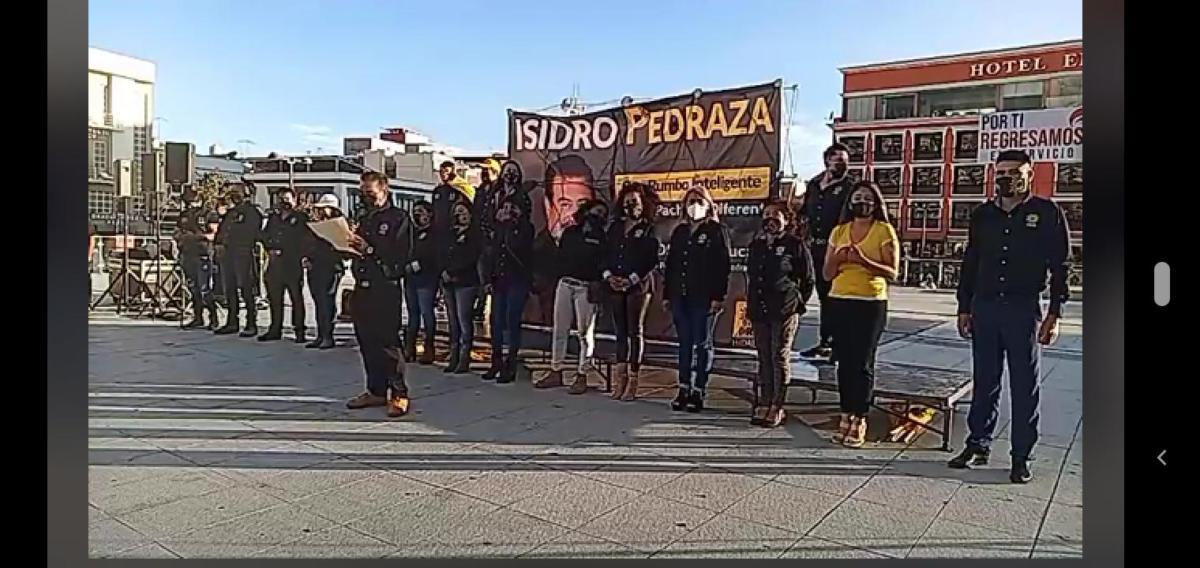 Cierre de campaña PRD Pachuca