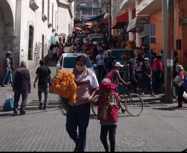mercado Día de Muertos