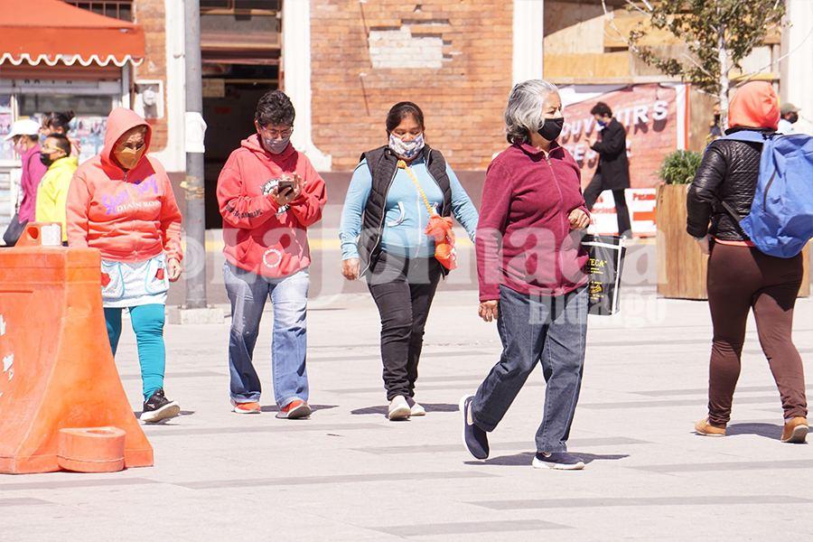 Se mantiene clima cálido en Hidalgo