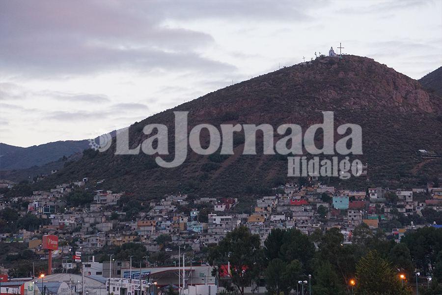 Se recuperan las temperaturas en Hidalgo