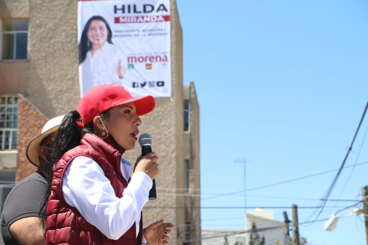 El Tribunal Electoral de Hidalgo ratificó candidatura morenista