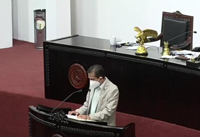Diputados presenta iniciativa para reformar el Código Penal del Estado
