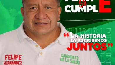 San Agustín Tlaxiaca, Felipe Hernández,