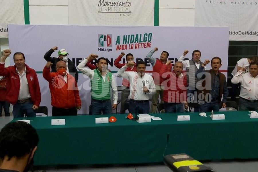 Pachuca encabeza recuento de votos