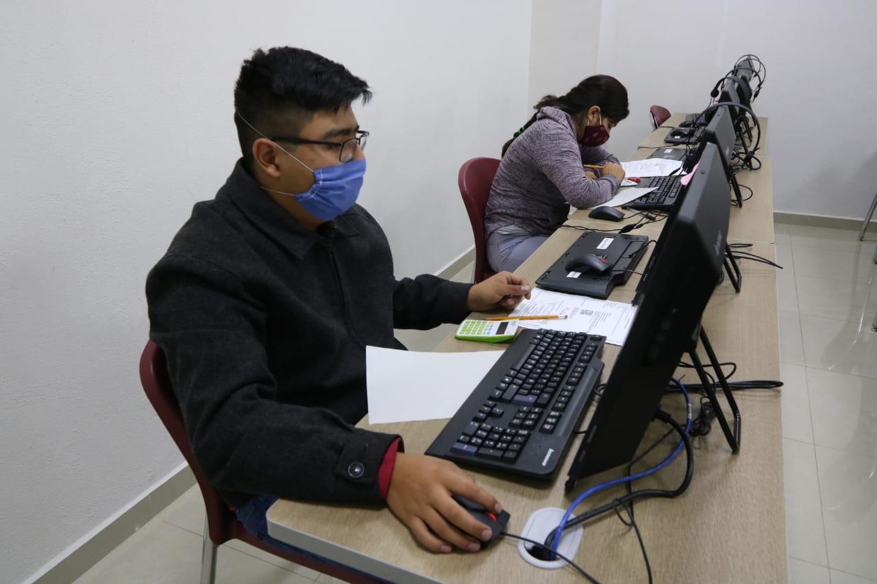 examen de admisión UAEH