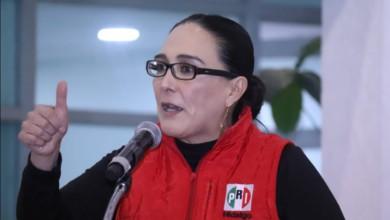 presidenta PRI Hidalgo