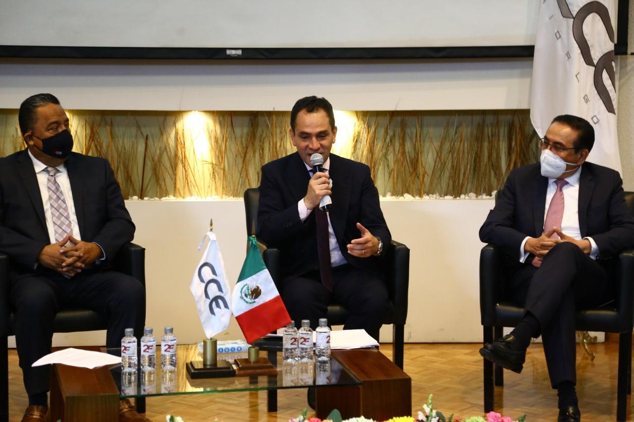 secretario de Hacienda, Arturo Herrera