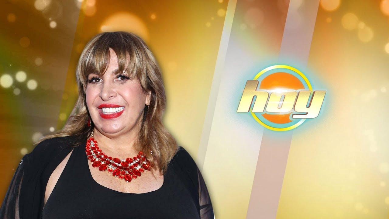 Magda Rodriguez productora de Hoy