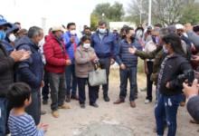 Photo of Colocan primera piedra de clínica en Mixquiahuala