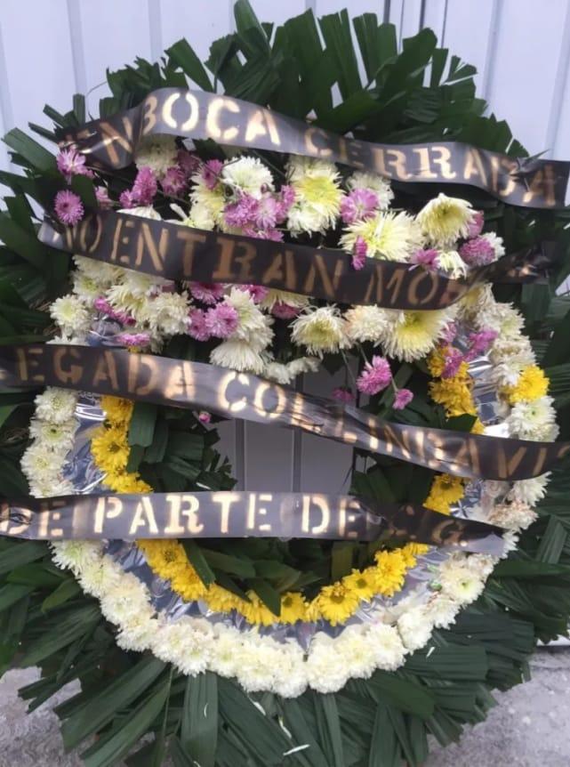 Tulancingo corona funebre