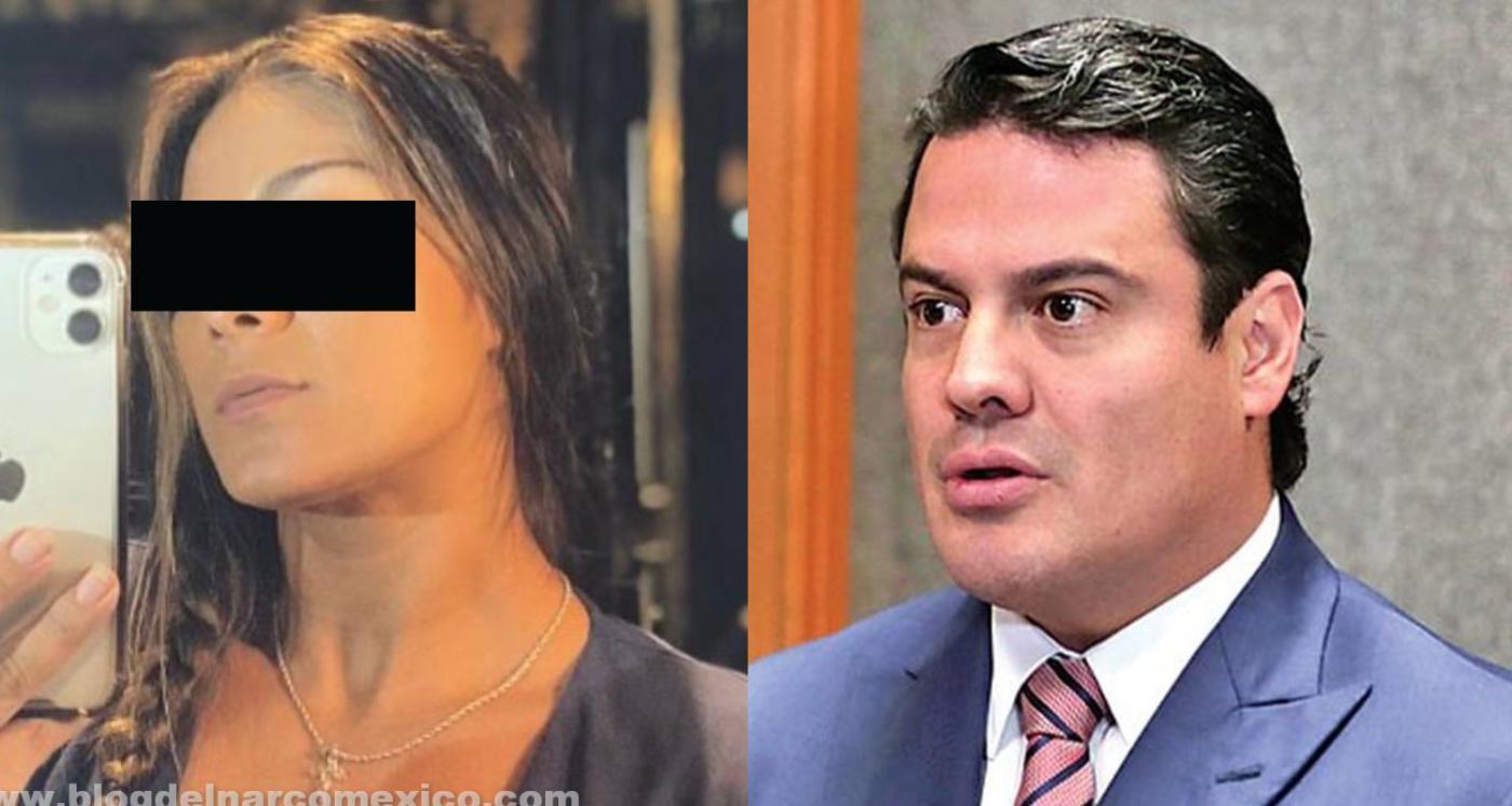 Ella es María 'N', la mujer que alteró escena del crimen de ejecución a Aristóteles Sandoval