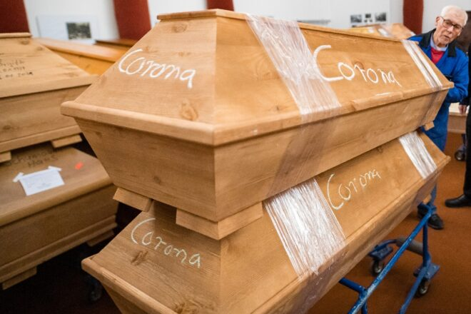 Europa supera los 30 millones de casos de Covid