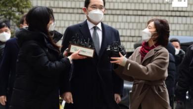 El heredero de Samsung, Lee Jae-yong