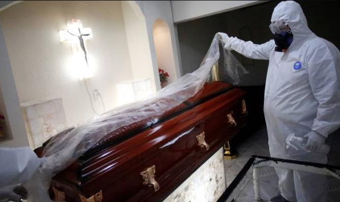 Muerte por Covid
