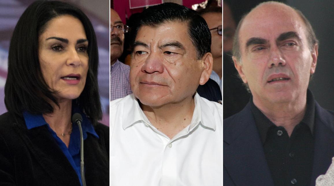 Lydia Cacho, Mario Marín y Kamel Nacif