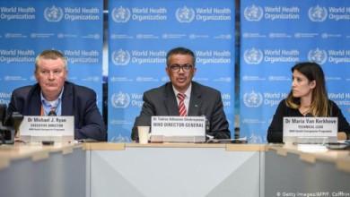 Organización Nacional de la Salud (OMS)