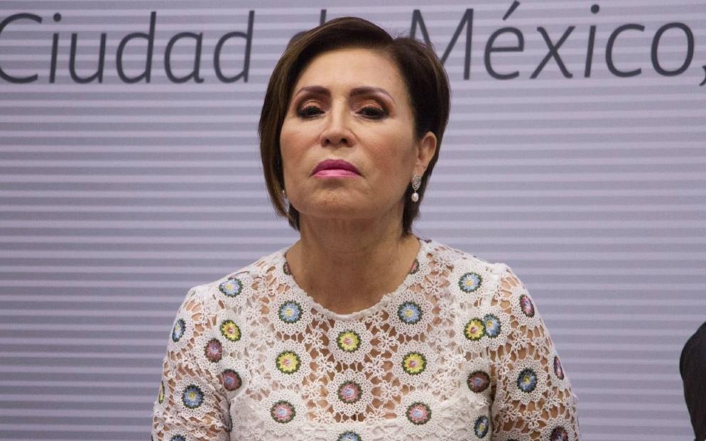 Rosario Robles, ex titular de Sedesol