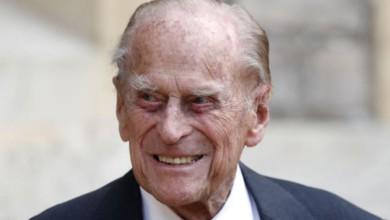El príncipe Felipe, esposo de la reina Isabel II y Duque de Edimburgo, fue hospitalizado de manera preventiva en Londres tras haber sufrido un malestar. Foto Ap / Archivo
