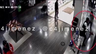 Intento de asalto desata balacera en Reforma