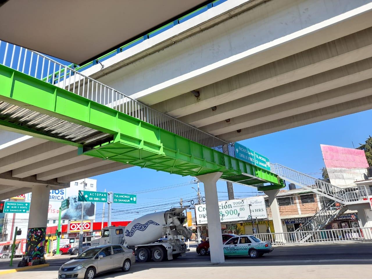 puente distribuidor