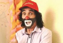 Cepillín, el payasito, cantante, cirquero y presentador de televisión interpretado por Ricardo González Gutiérrez
